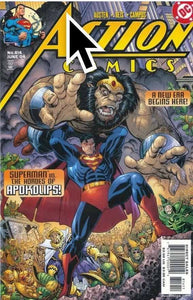 Action Comics Vol. 1 #814 / DC COMICS / 2004