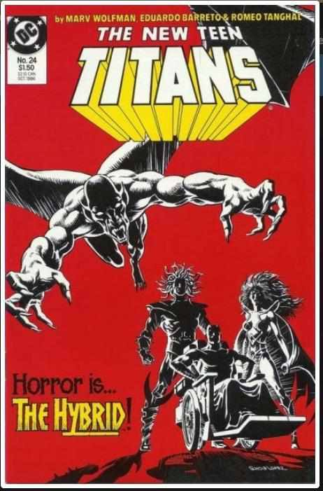 THE NEW TEEN TITANS VOL 2 #24 | DC | OCT 1986