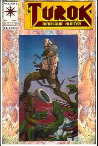 TUROK: DINOSAUR HUNTER VOL 1 | VALIANT | JUL 1993