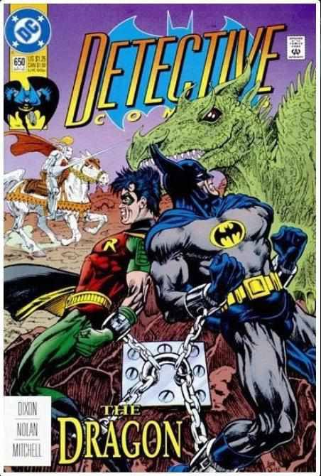 DETECTIVE COMICS VOL 1 #650 | DC | SEP 1992 | 🔑