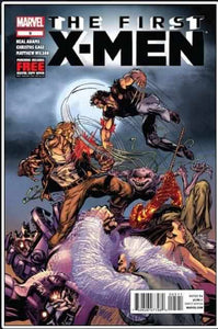 THE FIRST X-MEN #5 | MARVEL | DEC 2012