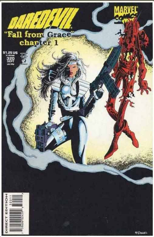 DAREDEVIL VOL 1 #320 | MARVEL | SEP 1993