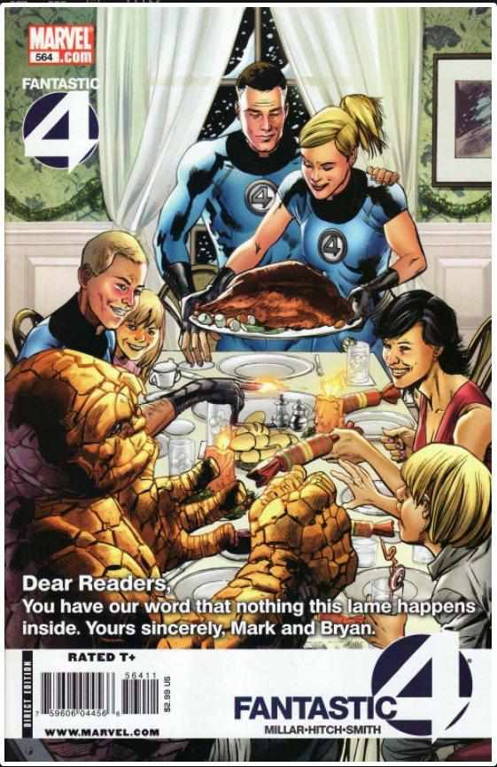 FANTASTIC FOUR VOL 3 #564 | MARVEL | FEB 2009