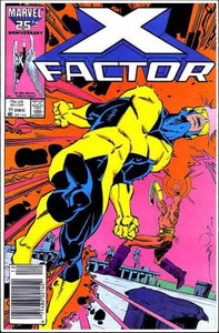 X-FACTOR VOL 1 #11 | MARVEL | DEC 1986