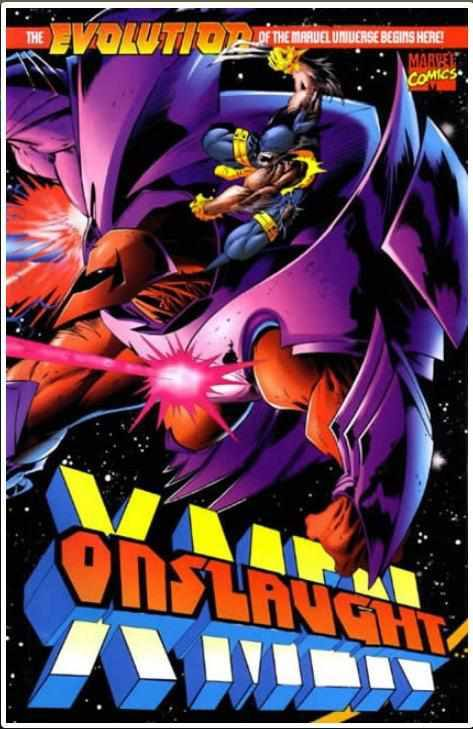 ONSLAUGHT: X-MEN #1 | MARVEL | JUN 1996