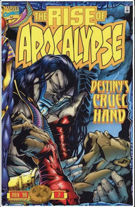 RISE OF APOCALYPSE #2 | MARVEL  | NOV 1996