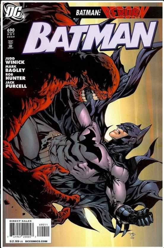 BATMAN VOL 1 #690 | DC | SEP 2009