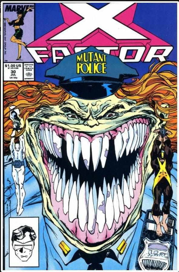 X-FACTOR VOL 1 #30 | MARVEL | JUL 1988