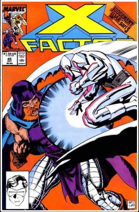 X-FACTOR VOL 1 #45 | MARVEL | JUN 1989