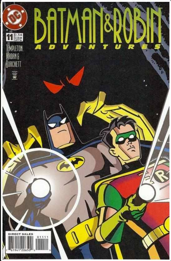 BATMAN & ROBIN ADVENTURES #11 | DC | AUG 1996