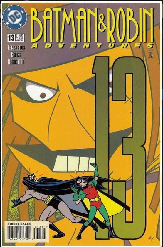 BATMAN & ROBIN ADVENTURES #13 | DC | OCT 1996