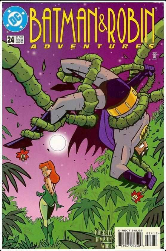 BATMAN & ROBIN ADVENTURES #24 | DC | SEP 1997