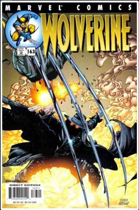 WOLVERINE VOL 2 #163 | MARVEL | JUN 2001