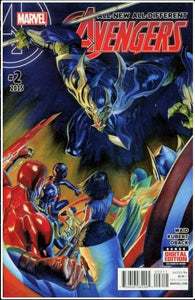ALL-NEW, ALL-DIFFERENT AVENGERS VOL 1 #2 | MARVEL | DEC 2015