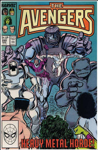 THE AVENGERS VOL 1 #289 | MARVEL | MAR 1988 | CENTS | DIRECT | MID