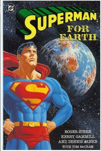 SUPERMAN FOR EARTH #0NN | DC | 1991