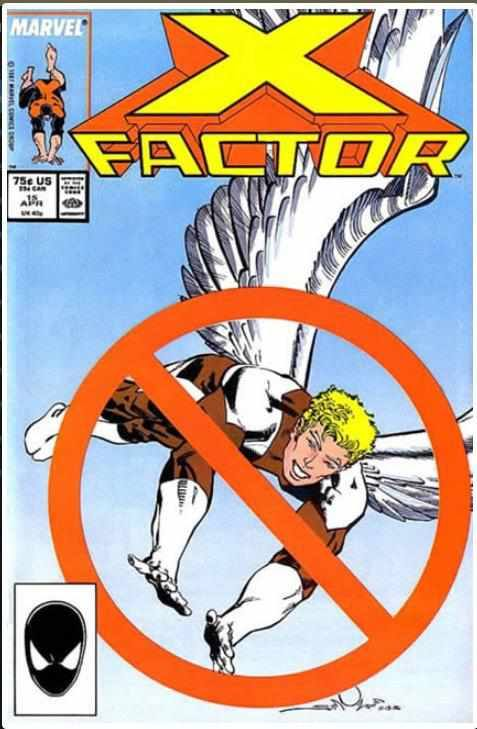 X-FACTOR VOL 1 #15 | MARVEL | APR 1987