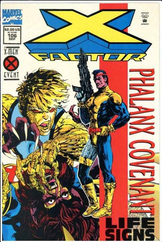 X-FACTOR VOL 1 #106 | MARVEL | JUL 1994