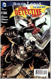 DETECTIVE COMICS VOL 2 #28 | DC | FEB 2014