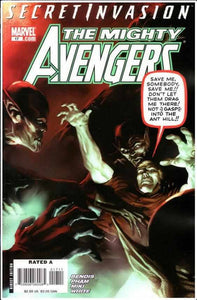 MIGHTY AVENGERS VOL 1 #17 | MARVEL | AUG 2008