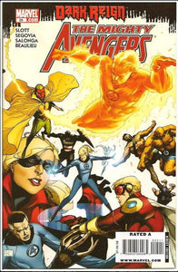 MIGHTY AVENGERS VOL 1 #25 | MARVEL | JUN 2009