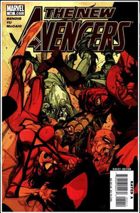 NEW AVENGERS VOL 1 #32 | MARVEL | SEP 2007