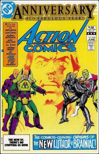 ACTION COMICS VOL 1 #544 | DC | MAR 1983