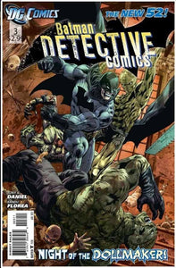 DETECTIVE COMICS VOL 2 #3 | DC | NOV 2011