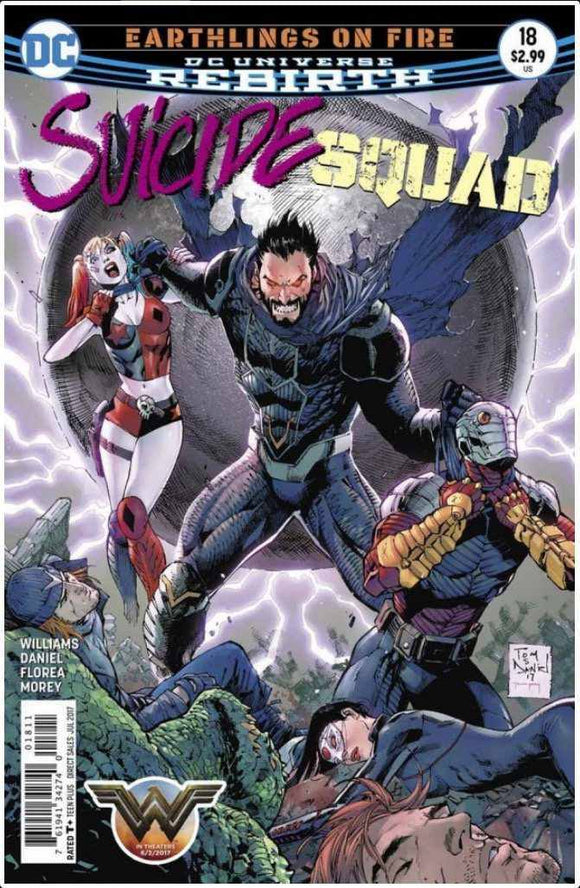SUICIDE SQUAD VOL 4 #18 | DC | MAY 2017