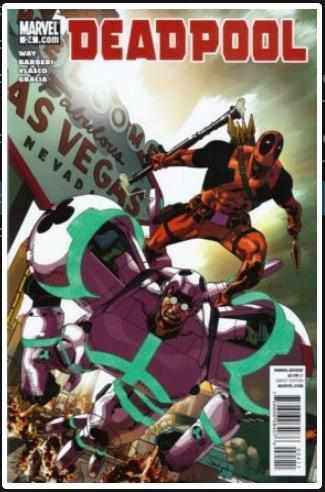 DEADPOOL VOL 3 #23 | MARVEL | JUN 2010