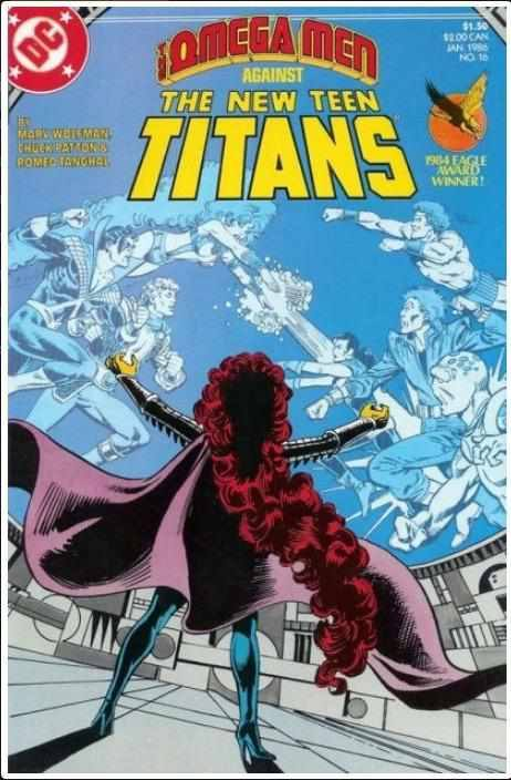THE NEW TEEN TITANS VOL 2 #16 | DC | JAN 1986