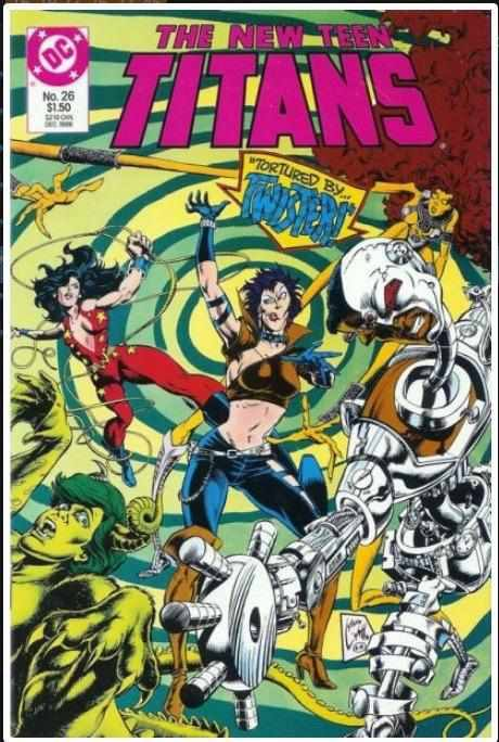THE NEW TEEN TITANS VOL 2 #26 | DC | DEC 1986