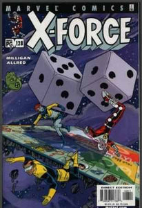X-FORCE VOL.1 #128 | MARVEL | DEATH U-GO GIRL 🔑