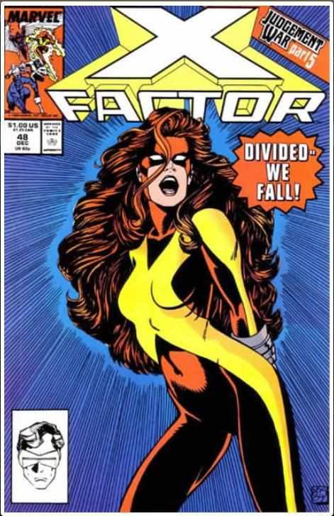 X-FACTOR VOL 1 #48 | MARVEL | SEP 1989
