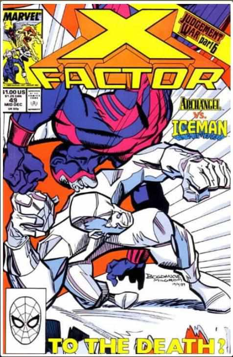 X-FACTOR VOL 1 #49 | MARVEL | OCT 1989