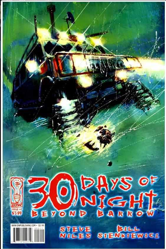 30 DAYS OF NIGHT: BEYOND BARROW #2 | IDW | NOV 2007