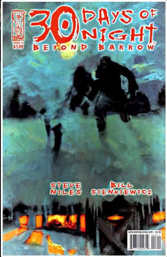 30 DAYS OF NIGHT: BEYOND BARROW #3 | IDW | DEC 2007
