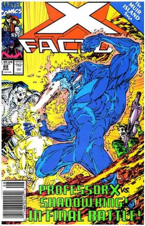 X-FACTOR VOL 1 #69 | MARVEL | AUG 1991
