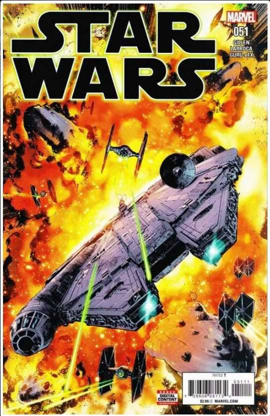STAR WARS VOL 2 #51 | MARVEL | SEP 2018
