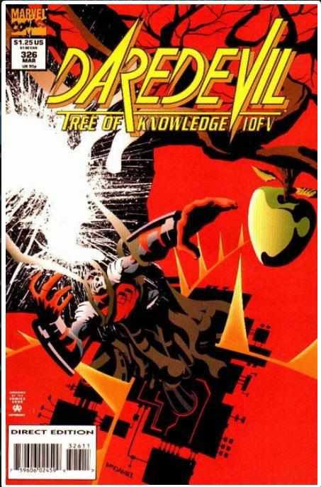 DAREDEVIL VOL 1 #326 | MARVEL | MAR 1994