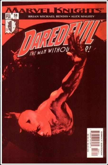 DAREDEVIL VOL 2 #58 | MARVEL | MAY 2004