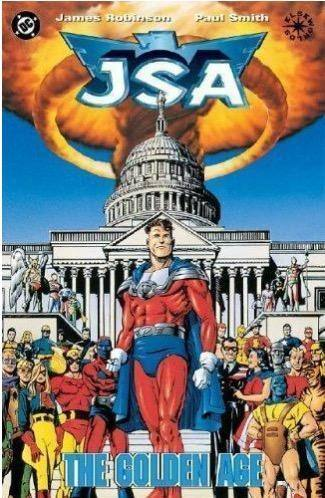 JSA: THE GOLDEN AGE #TPB | DC