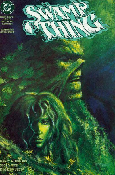 Swamp Thing #127 (DC 1992 1ST PRINT)-Shortbox Comics