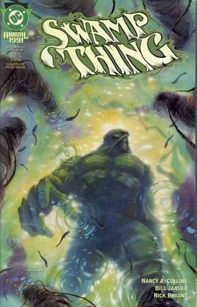 SWAMP THING ANNUAL #6 | DC | 1991-Shortbox Comics
