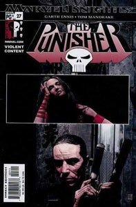 THE PUNISHER #27 2003 MARVEL-Shortbox Comics