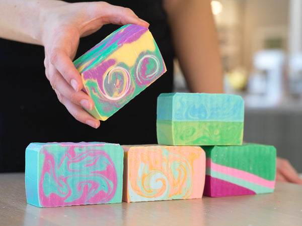 New Spring Seasonal Soaps!