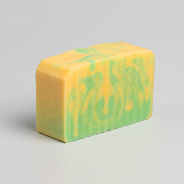 Lemongrass Eucalyptus Soap