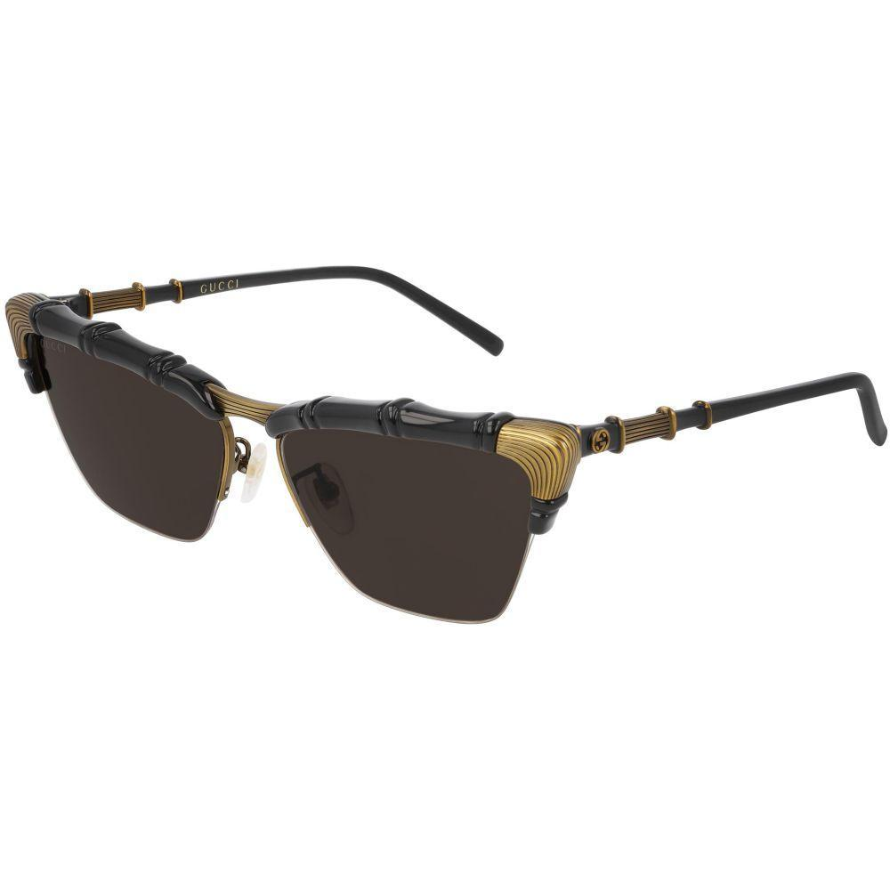 Gucci GG0660S 001/BROWN 58