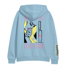 Load image into Gallery viewer, Iconic Blue Aqua Hoodie