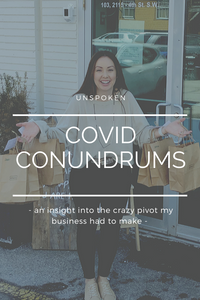 Covid Conundrums - A behind the scenes look at the chaos